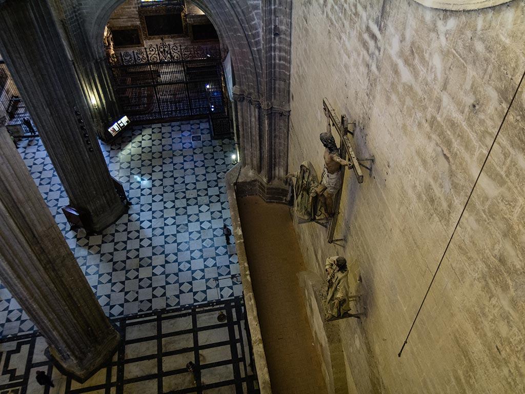 Sacra Conversación. Catedral de Sevilla, 2012 ©Flivillegas