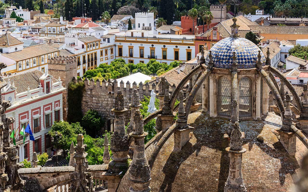 Patrimonio de la Humanidad. Catedral de Sevilla, 2012 ©Flivillegas