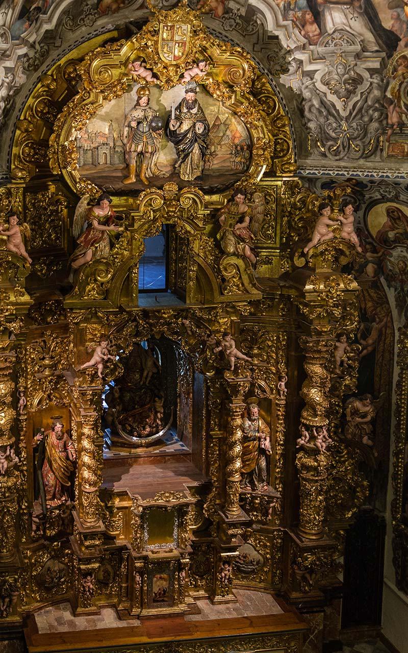 Capilla. Sevilla, 2014 ©Flivillegas