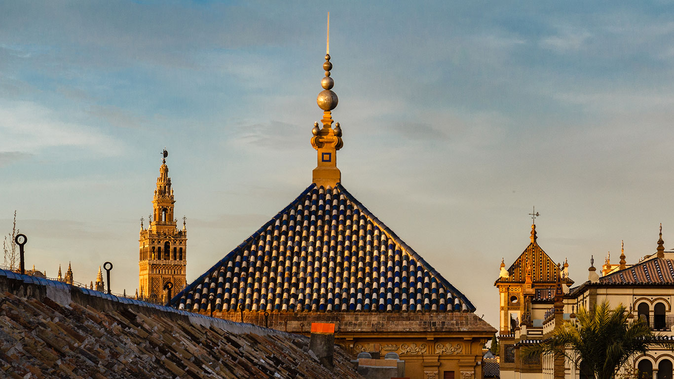 De Ben Baso a Alfonso XIII. Sevilla, 2014 ©Flivillegas