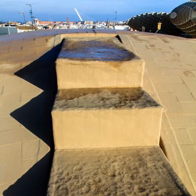 Los techos de la urbe IX