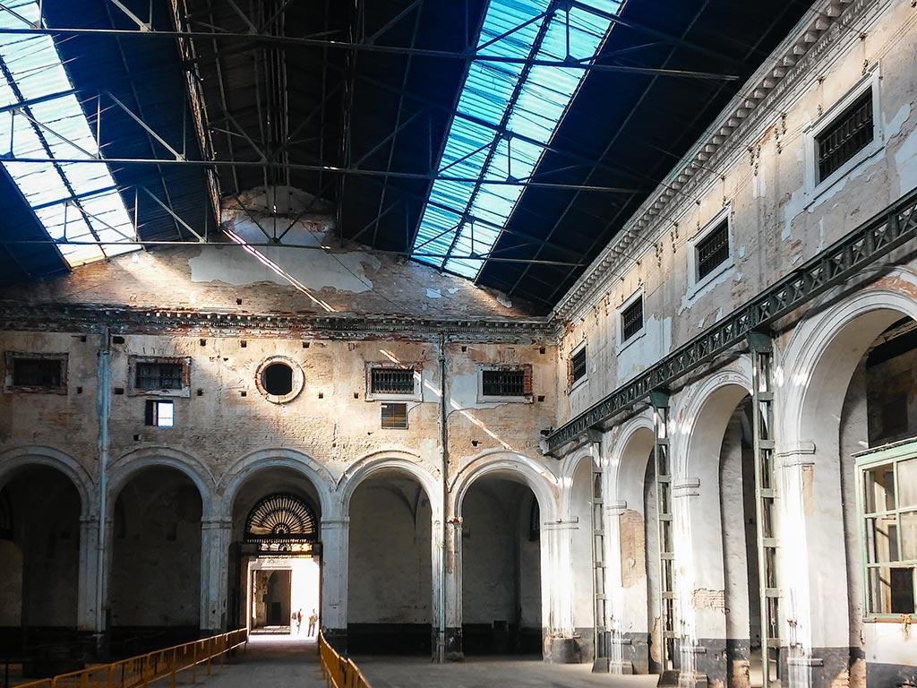 Fábrica de Artillería. Sevilla, 2015. Foto de móvil ©Flivillegas