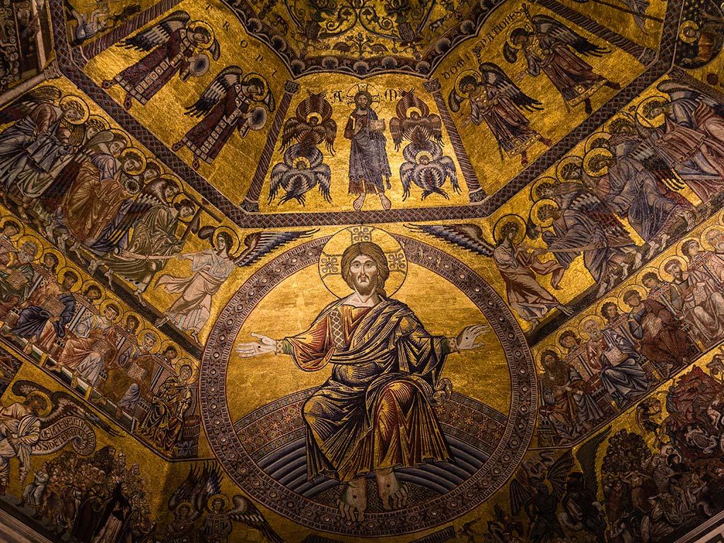 El Juicio Final II. Baptisterio de Florencia, 2015 ©Flivillegas
