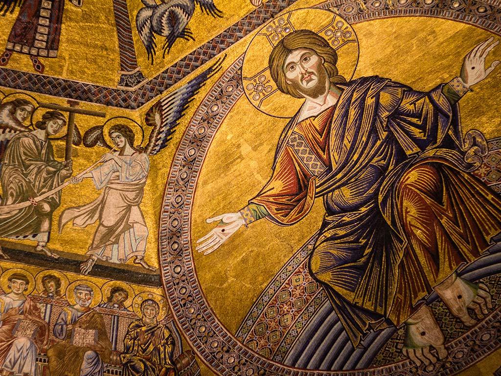 El Juicio Final III. Baptisterio de Florencia, 2015 ©Flivillegas