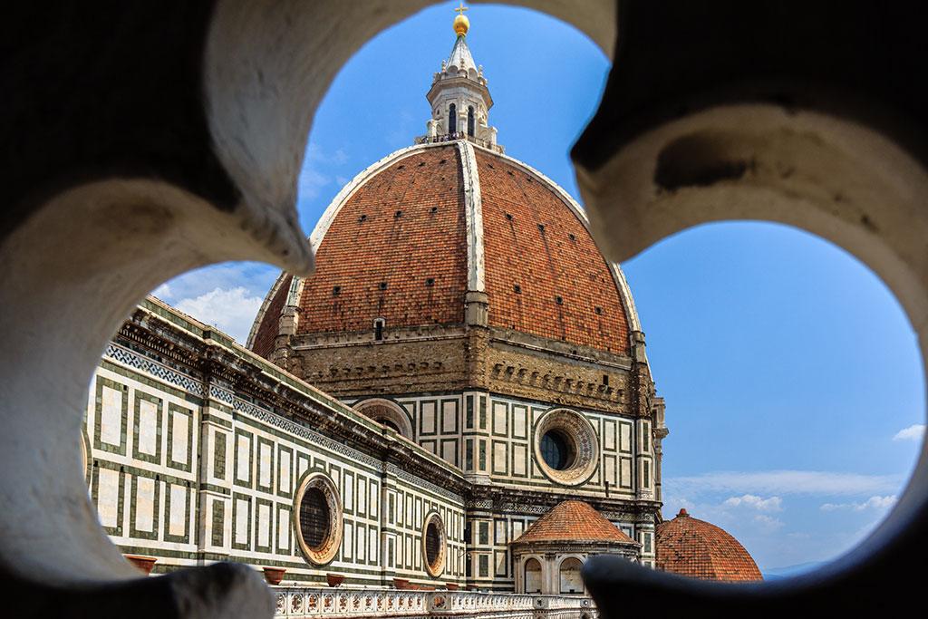 La cúpula de la fantasía. Florencia, 2015 ©Flivillegas