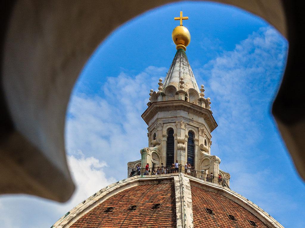 Ascenso a las alturas. Florencia, 2015 ©Flivillegas