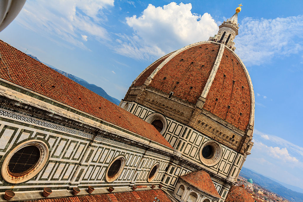 Arquitectura celestial. Florencia, 2015 ©Flivillegas