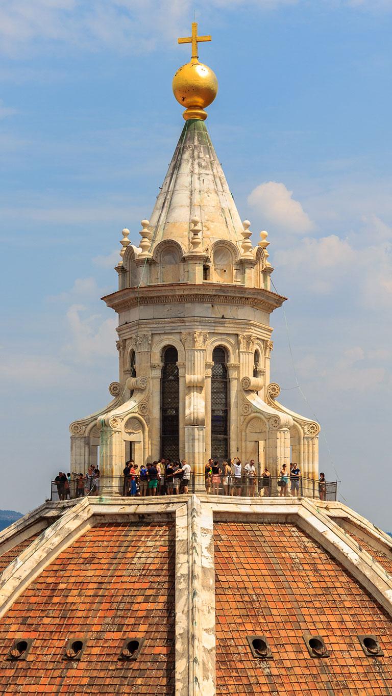 Honras a Brunelleschi. Florencia, 2015 ©Flivillegas