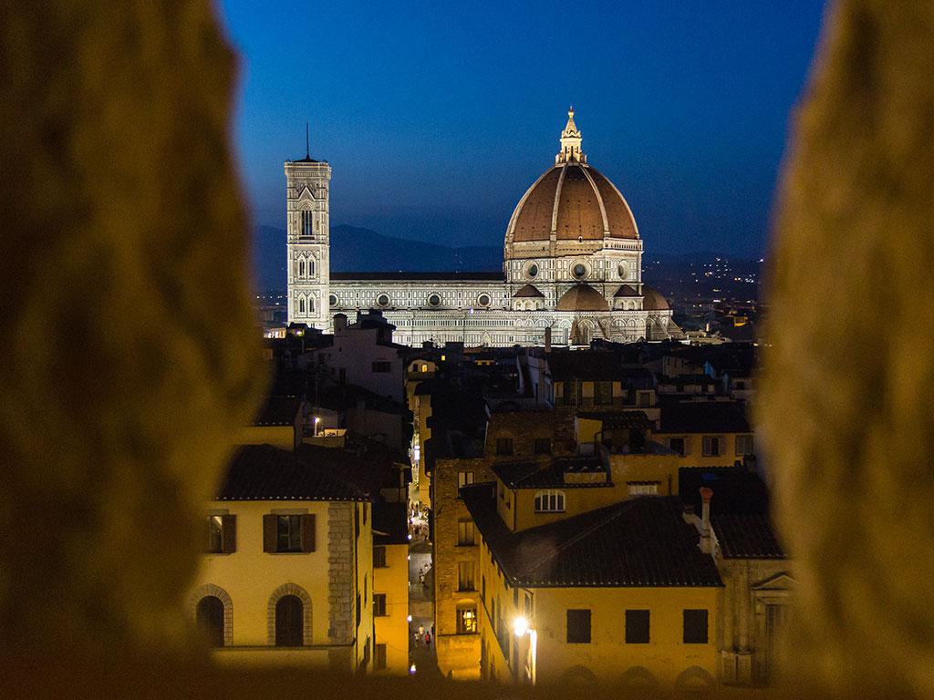 Estampa florentina. 2015 ©Flivillegas
