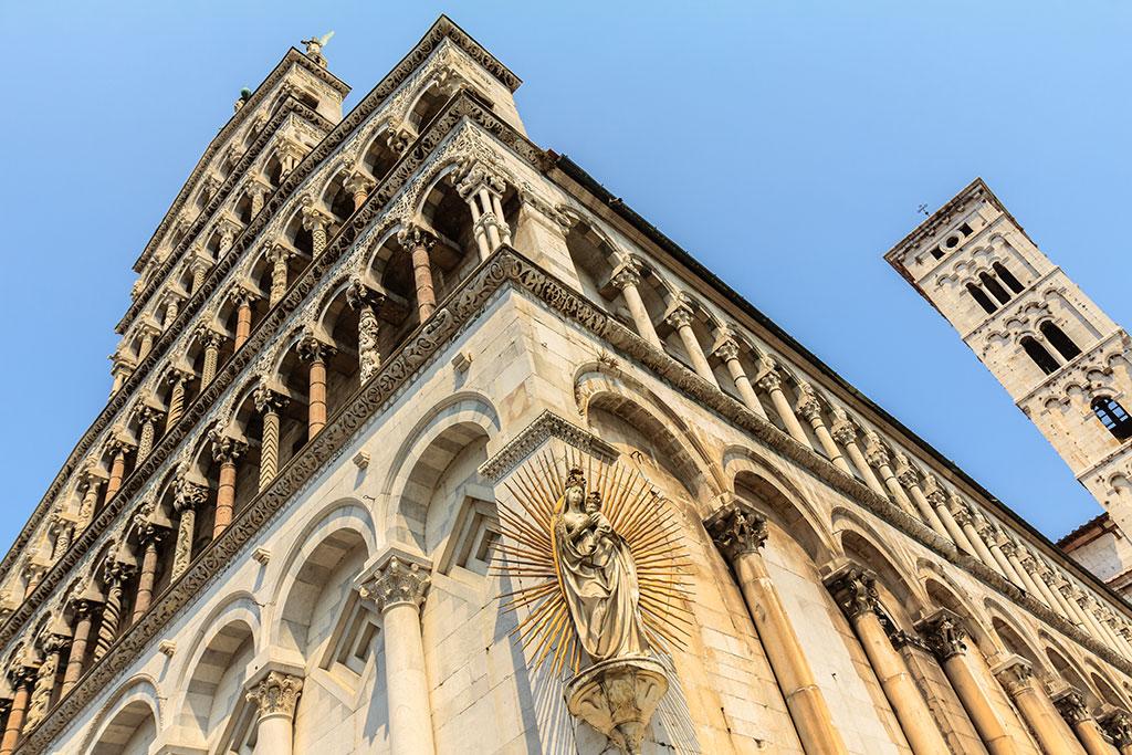 San Michele in Foro. Lucca, 2015 ©Flivillegas