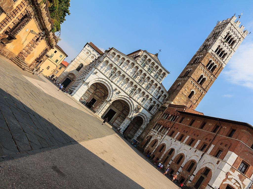 Catedral de San Martín. Lucca, 2015 ©Flivillegas