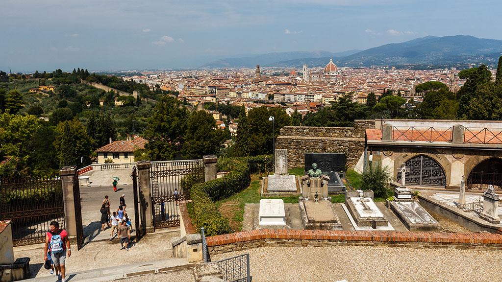 San Miniato al Monte. Florencia, 2015 ©Flivillegas