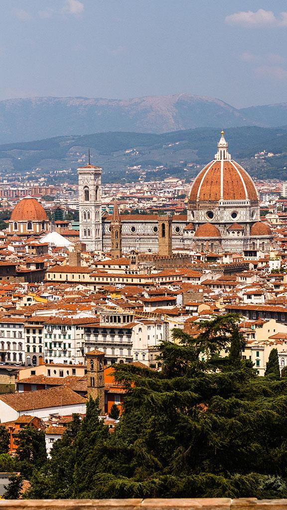La ciudad Monumento. Florencia, 2015 ©Flivillegas