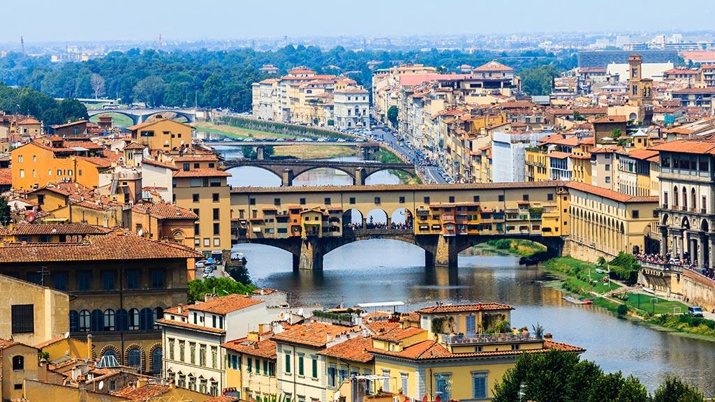 Ponte Vecchio. Florencia, 2015 ©Flivillegas
