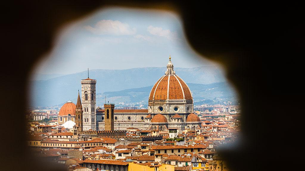 Una ciudad de cuento. Florencia, 2015 ©Flivillegas