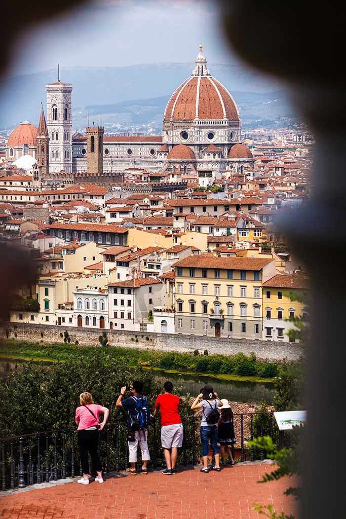 Extasiados. Florencia, 2015 ©Flivillegas