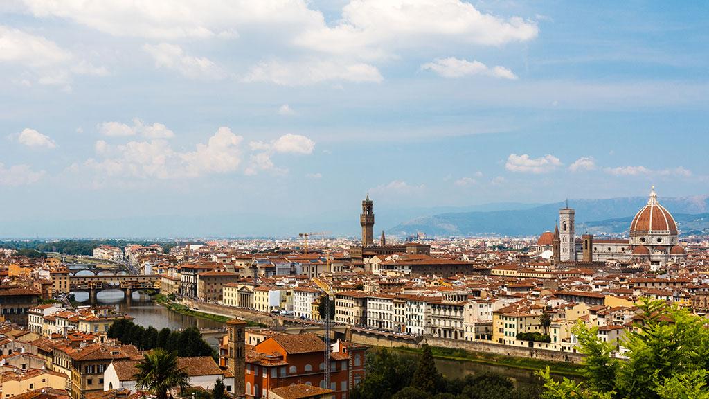 Paisaje. Florencia, 2015 ©Flivillegas