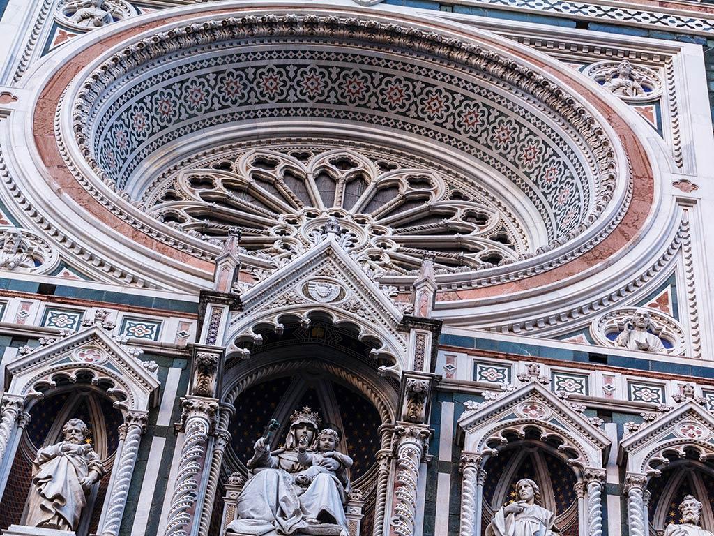 Detalle del Duomo. Florencia, 2015 ©Flivillegas