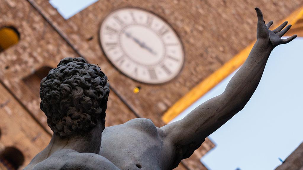 Amor eterno en Florencia, 2015 ©Flivillegas
