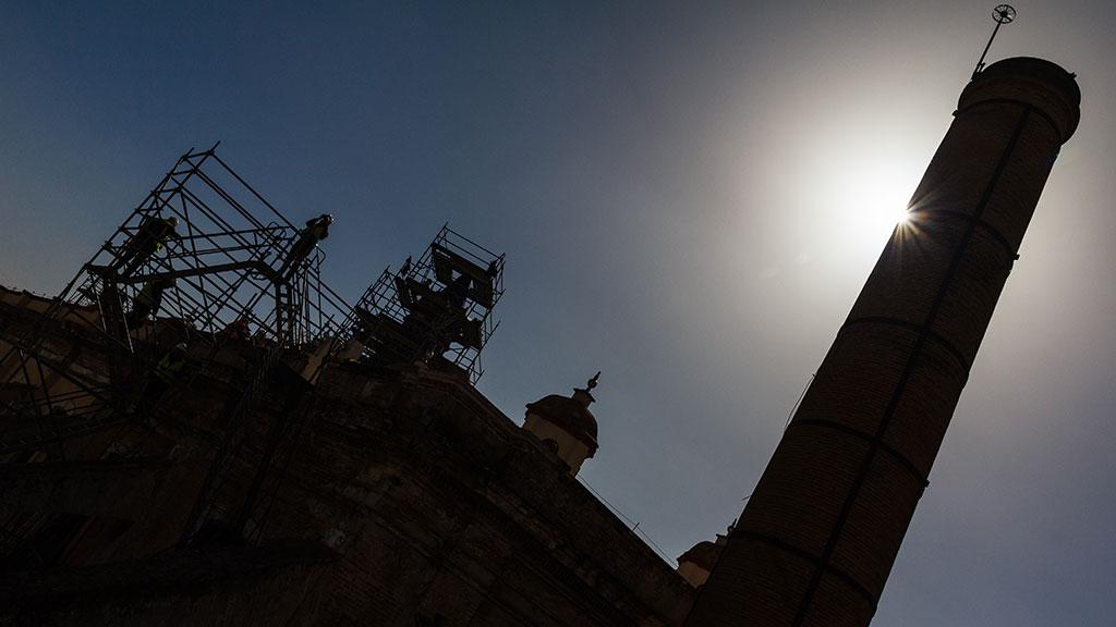 Fábrica de Artillería. Sevilla, 2016 ©Flivillegas