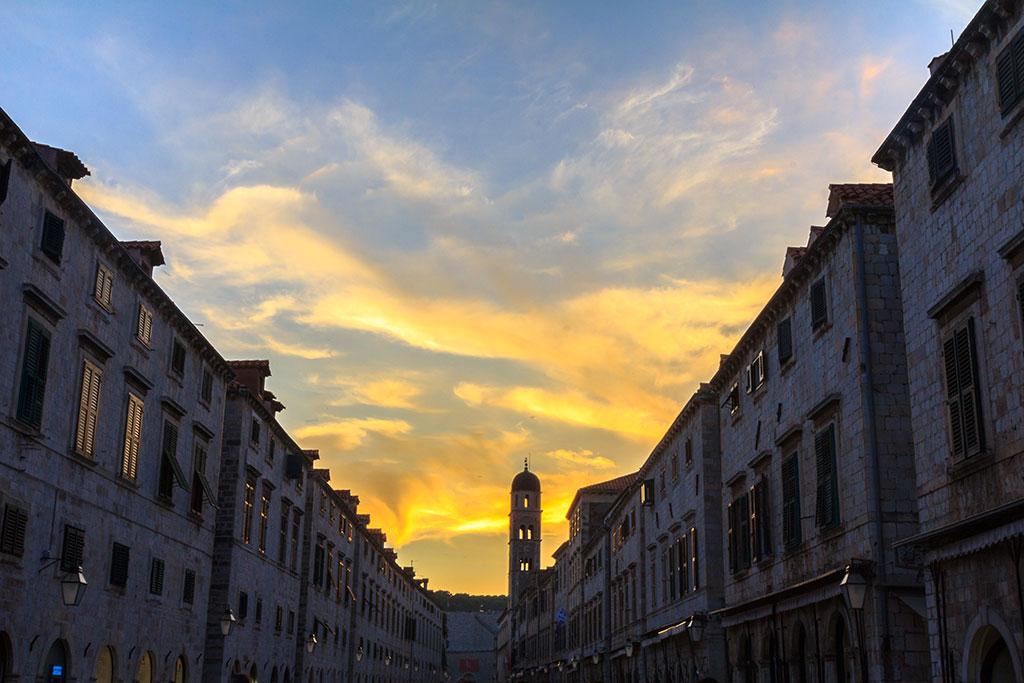Al morir el día. Dubrovnik, 2012 ©Flivillegas