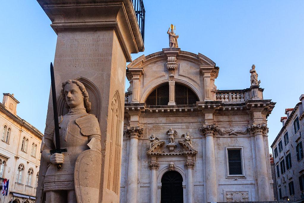 Rolando, el centinela de Dubrovnik. 2012 ©Flivillegas