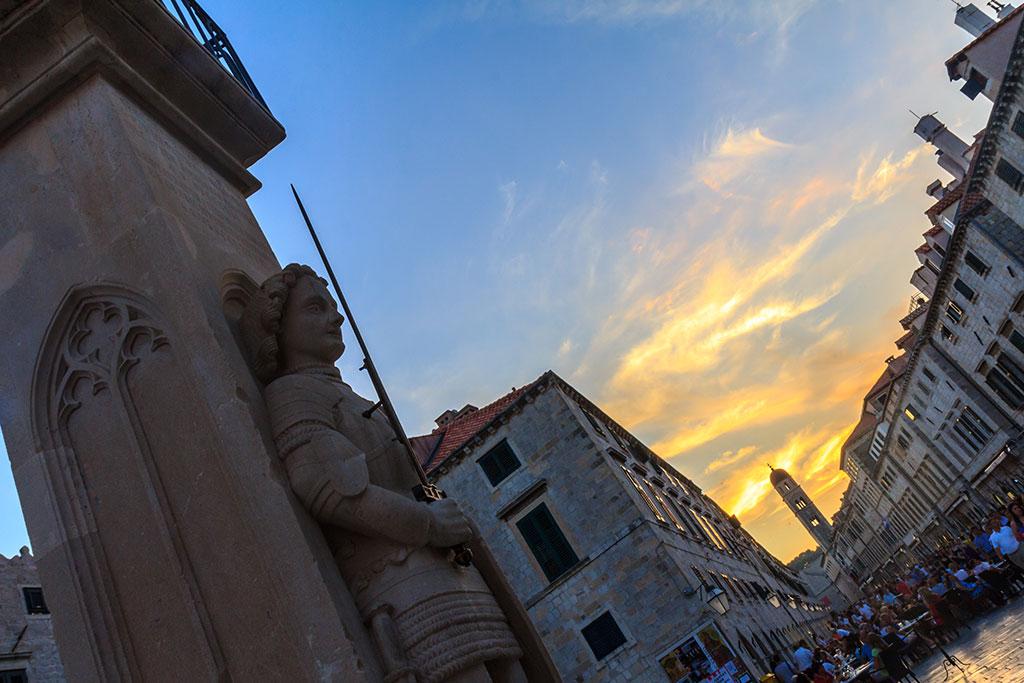 El centinela de Dubrovnik. 2012 ©Flivillegas