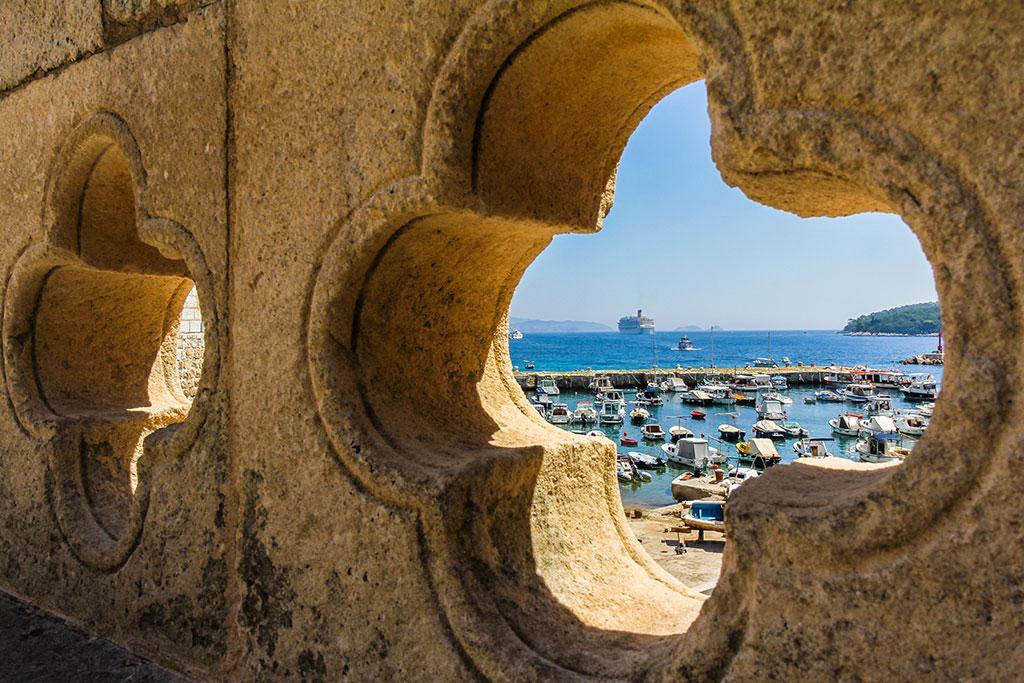 Puerto de Dubrovnik, 2012 ©Flivillegas