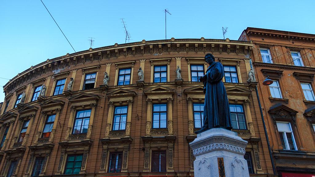 Zagreb, 2012 ©Flivillegas
