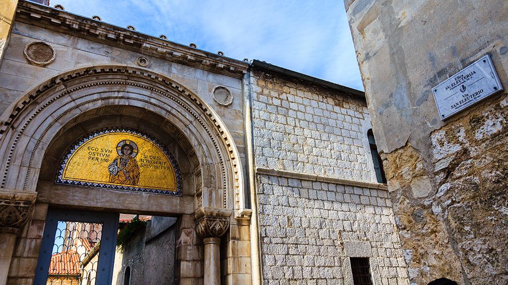Basílica de Porec. 2012 ©Flivillegas