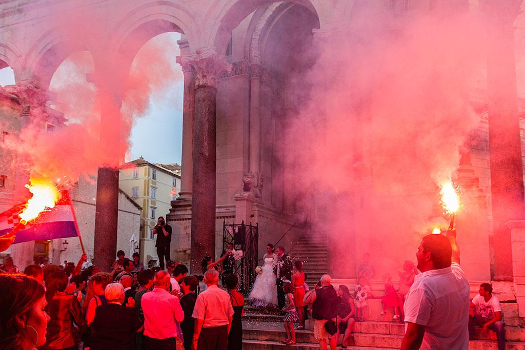 Mi gran boda croata. Split, 2012 ©Flivillegas