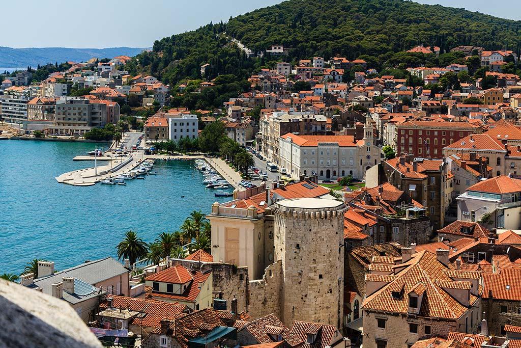 Puerto de Split. 2012 ©Flivillegas
