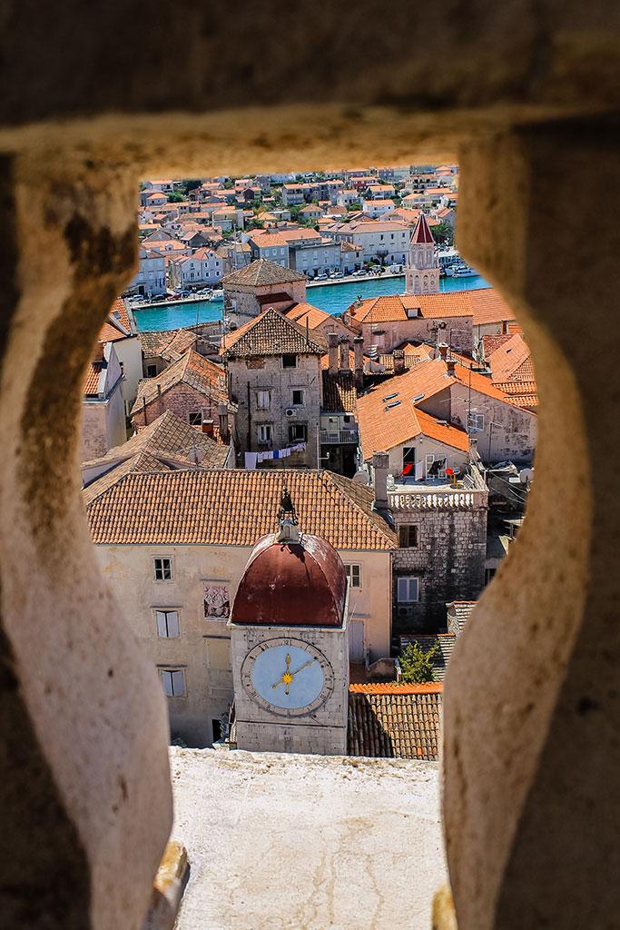 Torre del Reloj. Trogir, 2012 ©Flivillegas