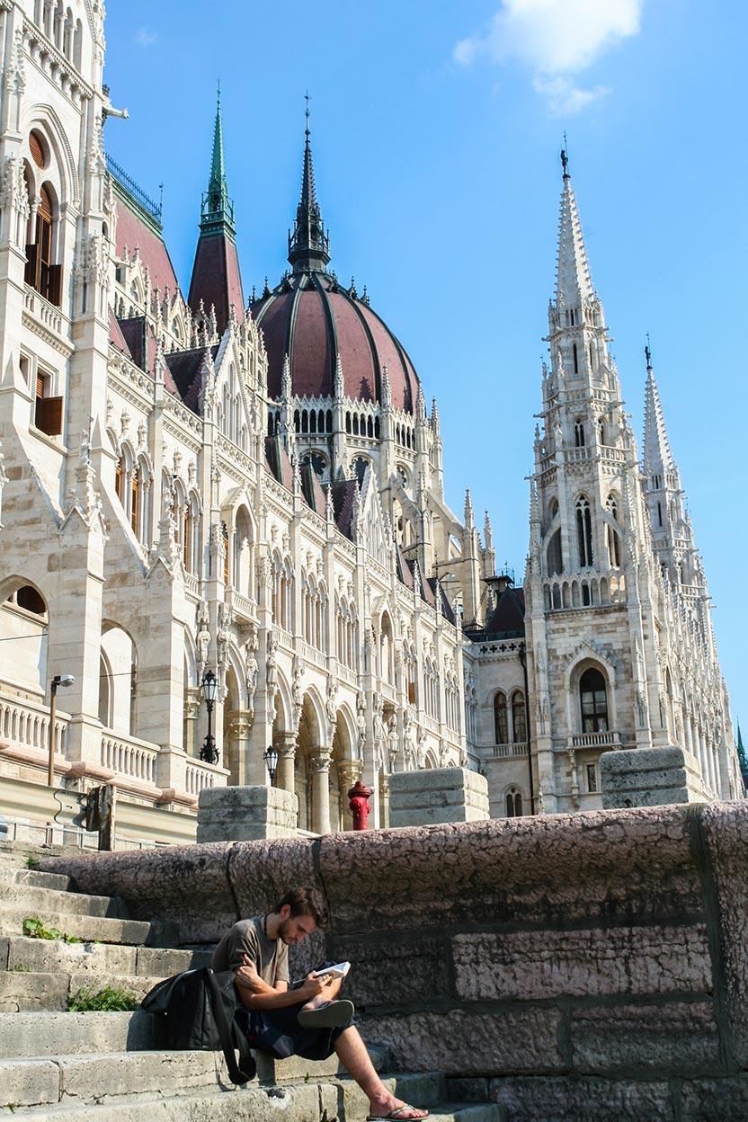 Budapest, 2009 ©Flivillegas