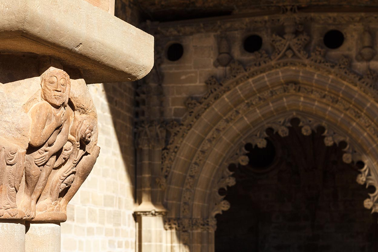 Monasterio de San Juan de la Peña, 2013 ©Flivillegas
