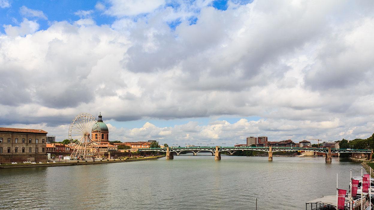 Toulouse. 2013 ©Flivillegas