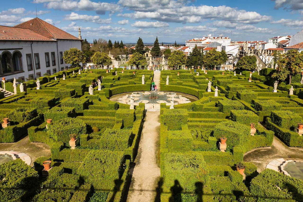 Castelo Branco, Portugal ©Flivillegas